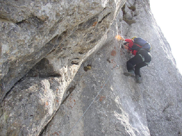 Eisenerzer Klettersteig : Naturfreunde eisenerz